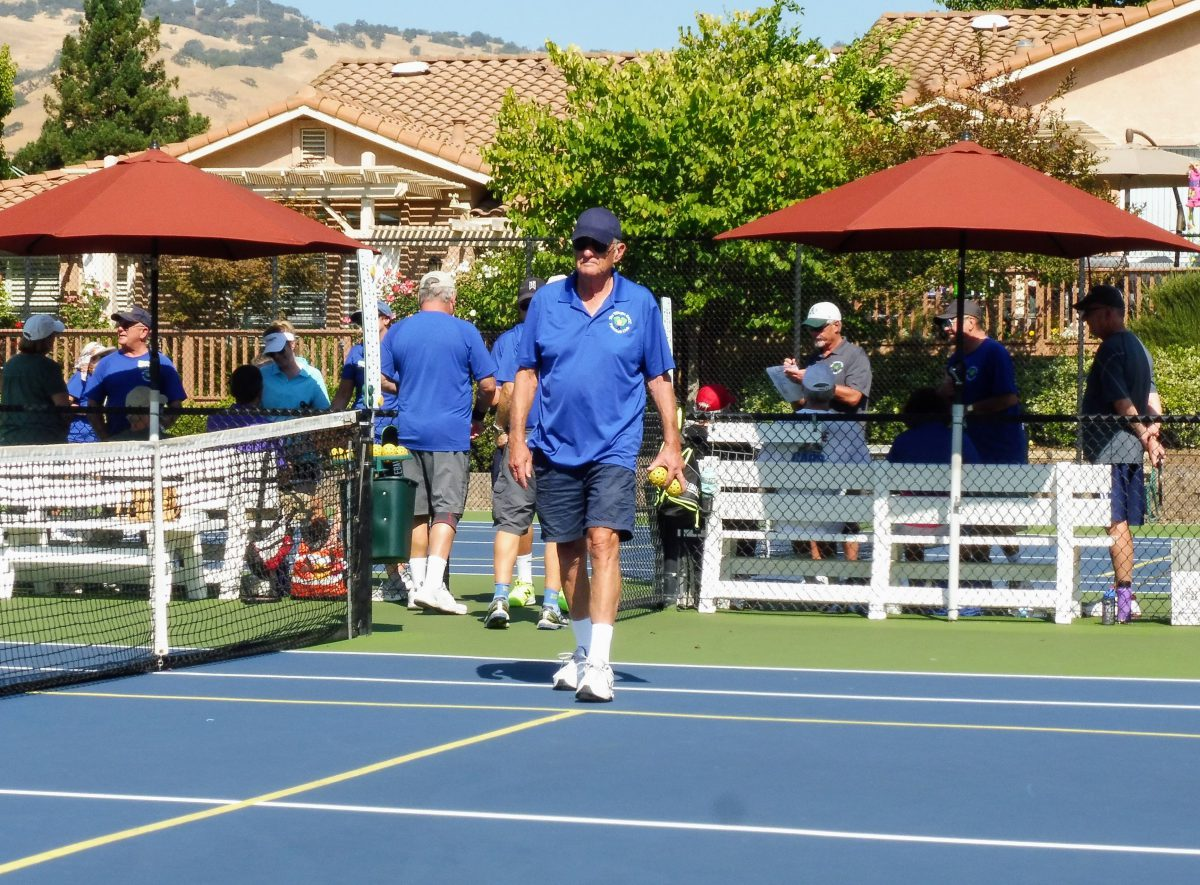 Pickleball Club vs Bocce Club – Pickleball's Revenge!